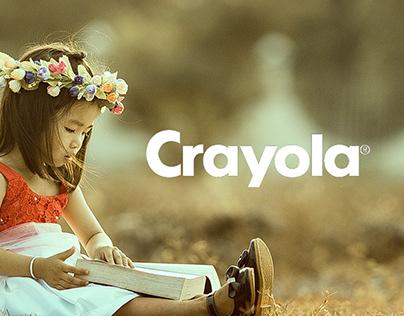 "Crayola ""Future Masters"" - Print Campaign"