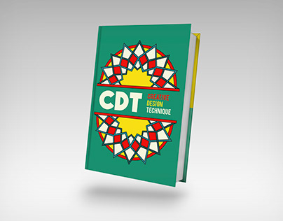 Book Cover Design | Geometry