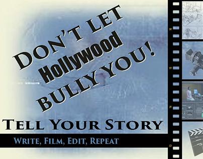 Write, Film, Edit, Repeat Poster