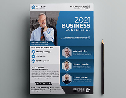 Conference Corporate Flyer