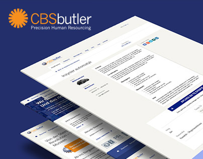 CBS Butler website