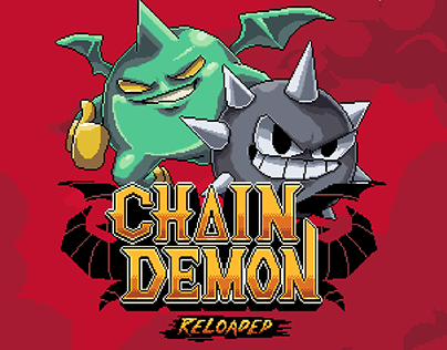 Chain Demon // Videogame Artwork
