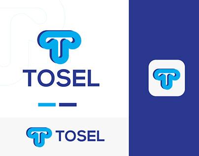 modern letter logo mark