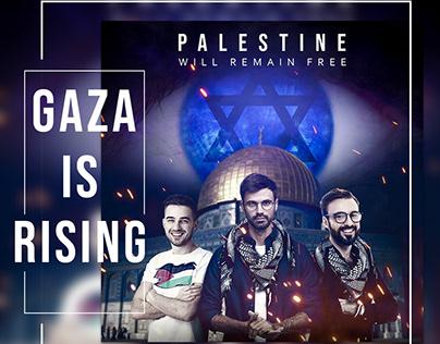 Palestine will remain free