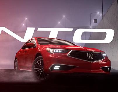 Acura TLX Detroit Presentation