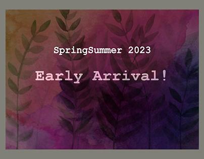SpringSummer 2023 Trend forecasting