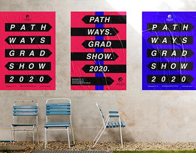 Pathways Grad Show