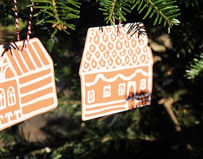 Ramato Christmas cards - Marzacarta