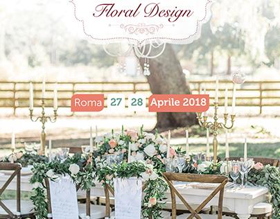 Masterclass - Floral Design - Poster Design