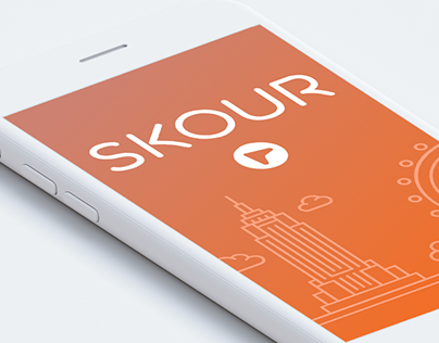 Skour Mobile Design