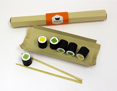 Kimoki, take away package