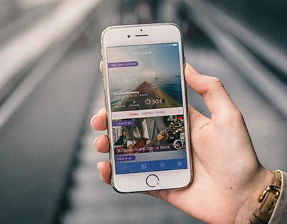 PocketSocial App UX UI