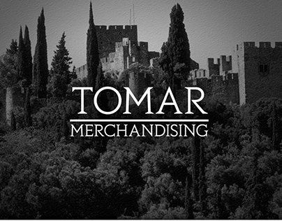 TOMAR // Merchandising Illustration