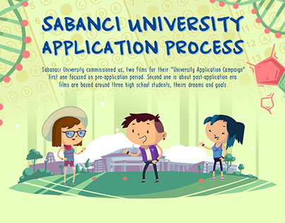 Sabanci University - Application Process