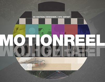 Motion Design Reel 2020