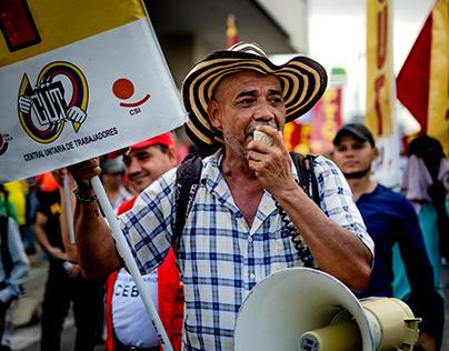 Paro Nacional Colombiano