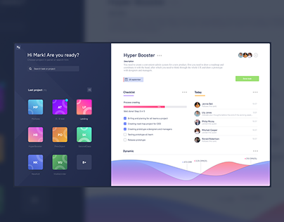 BoomTask — Task manager for IT teams