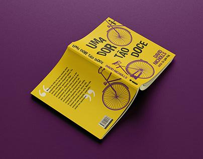 UMA DOR TÃO DOCE (book cover)