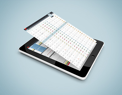 UI // UX - Solar Web App