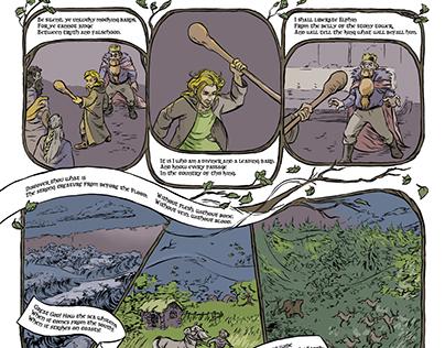 The Tale of Taliesin