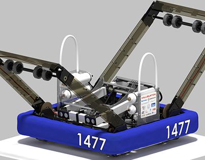 FRC robot 2014