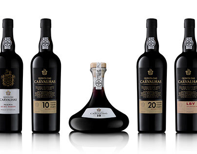 Quinta das Carvalhas · Douro & Port Wine