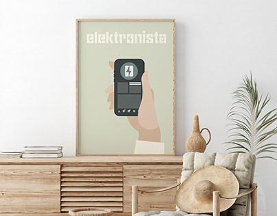 Elektronista Brand