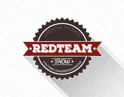 """""""Redteam Show"""" Brand Redesign."""