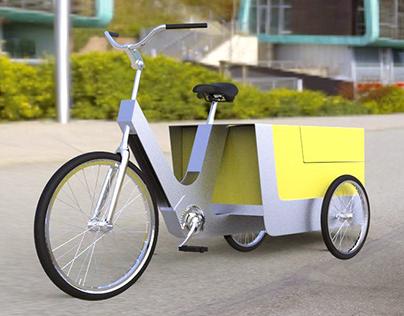 Hiru - Cargo Bike