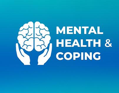 Mental Health & Coping - Visual Identity