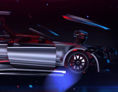"Mercedes-Benz S-Class Coupé: the ""Night Edition"""
