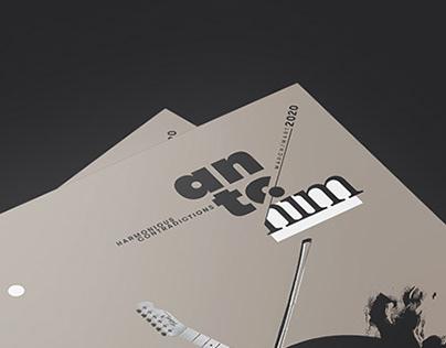 Antonim Magazine: Harmonious Contradictions