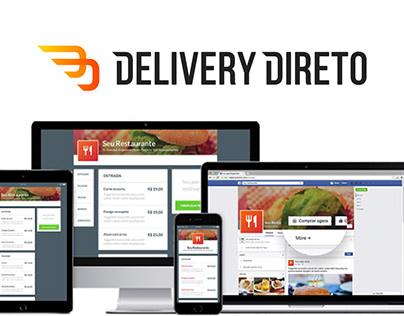 Delivery Direto - Social media