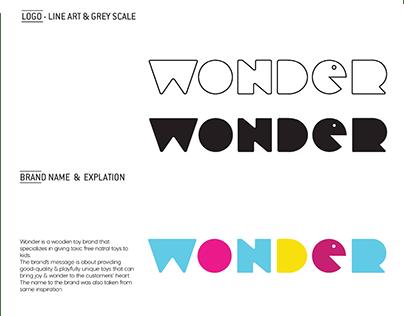 Branding- Wooden Toy
