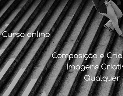 Vídeo promo Curso online Composição e Criatividade