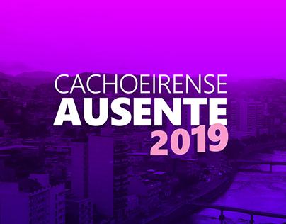 Cachoeirense Ausente 2019