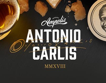 Lançamento Cerveja Antonio Carlis