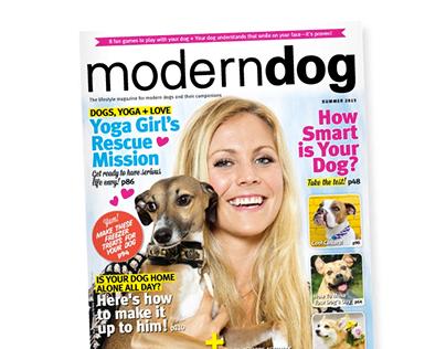 Modern Dog Magazine—Summer 2015