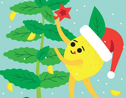 Christmas Limoncello