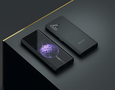 Concept Sumsung Galaxy S31