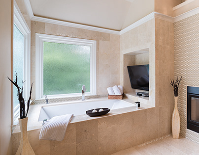 Interior Photography   Residential Bathrooms