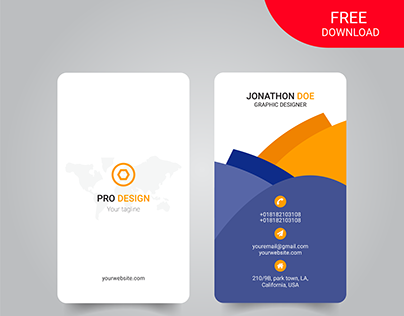 Business Card Design (Bundle)
