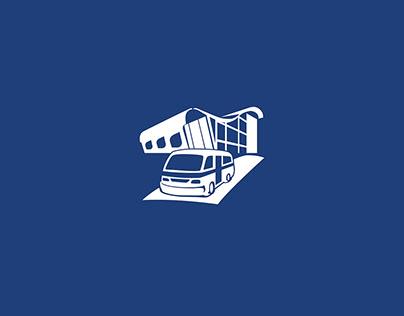 Dago Transport Hub Icon (College Assignment)
