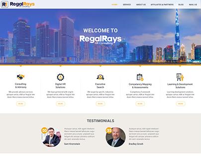 Human Resource Websites Design