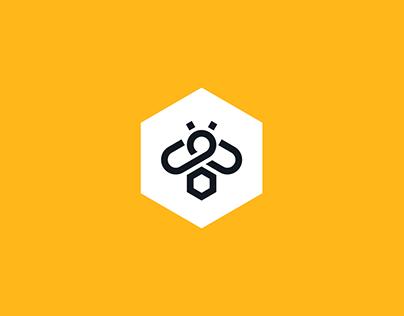 Bee4sense - Brand design