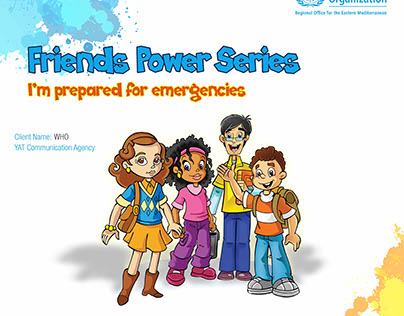 Friends power Emergency Preparedness and Response Story