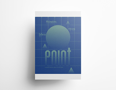Poster Word : Point