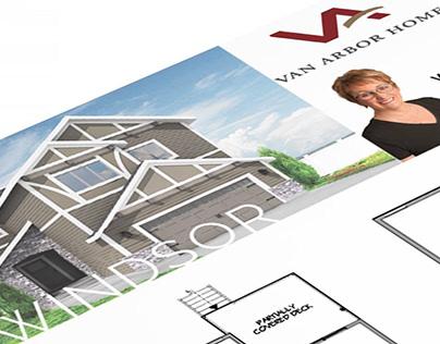 Van Arbor Homes - Print Design