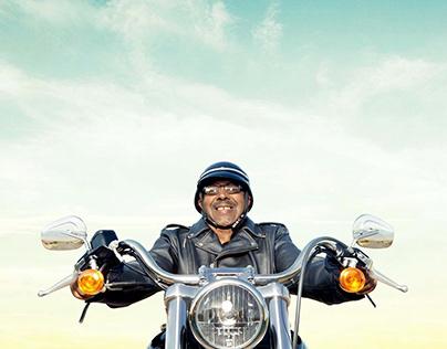 Joy of the Road - Harley Davidson
