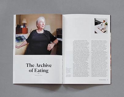 Editorial Magazine